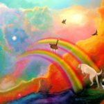 My Heart Will Go On Rainbow Bridge